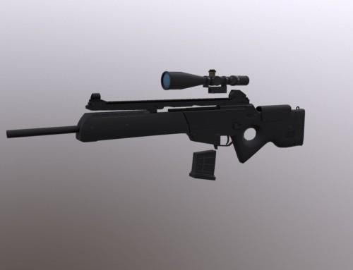 Heckler & Koch SL-8