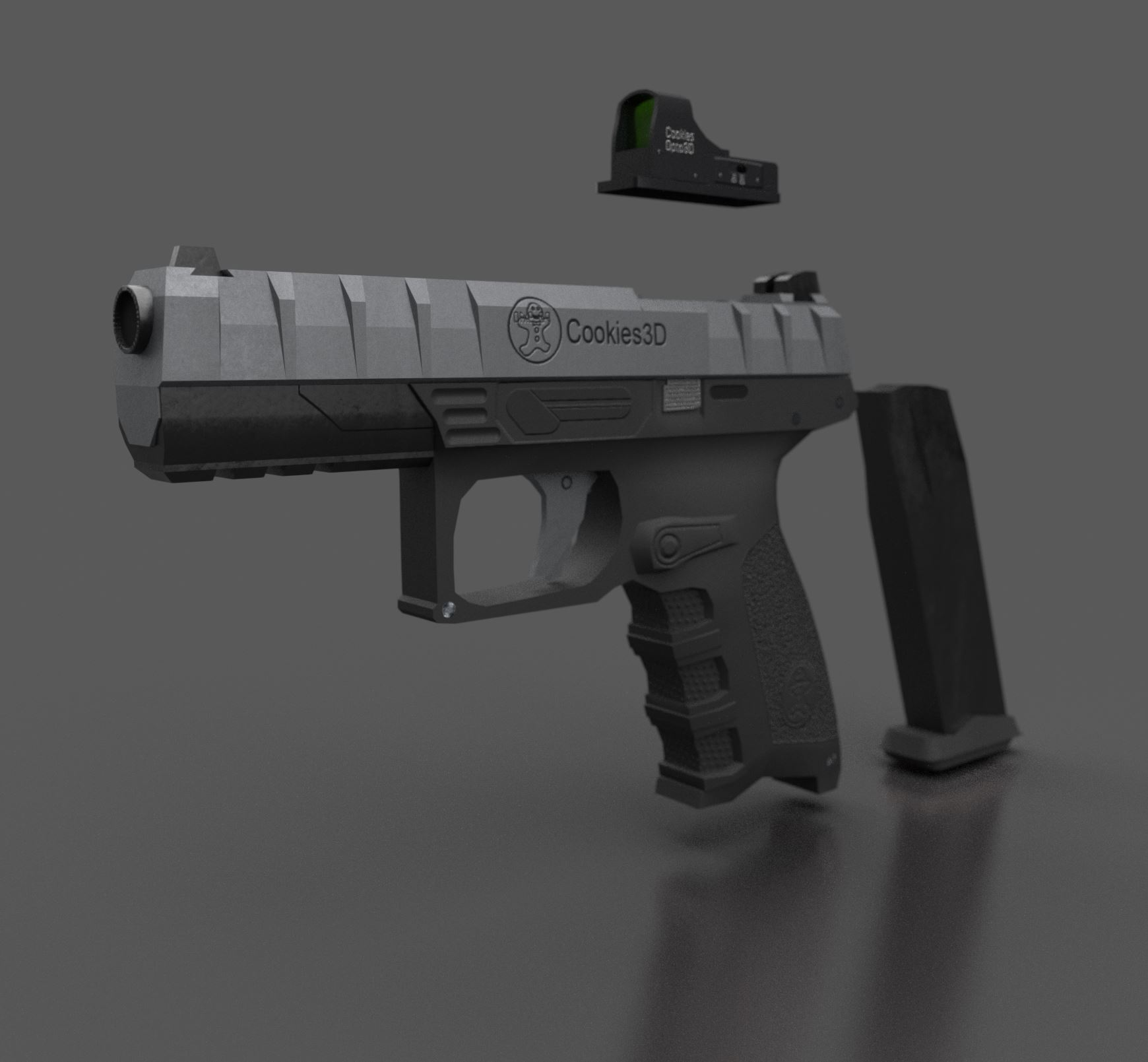 Cookies3D (Beretta) APX