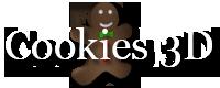 Cookies3D Logo